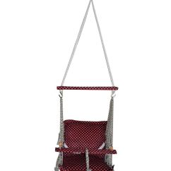 Hanging Chair For Baby Cheap Bar Chairs Nehal Brown Swing Buy At Best Price In India On Snapdeal