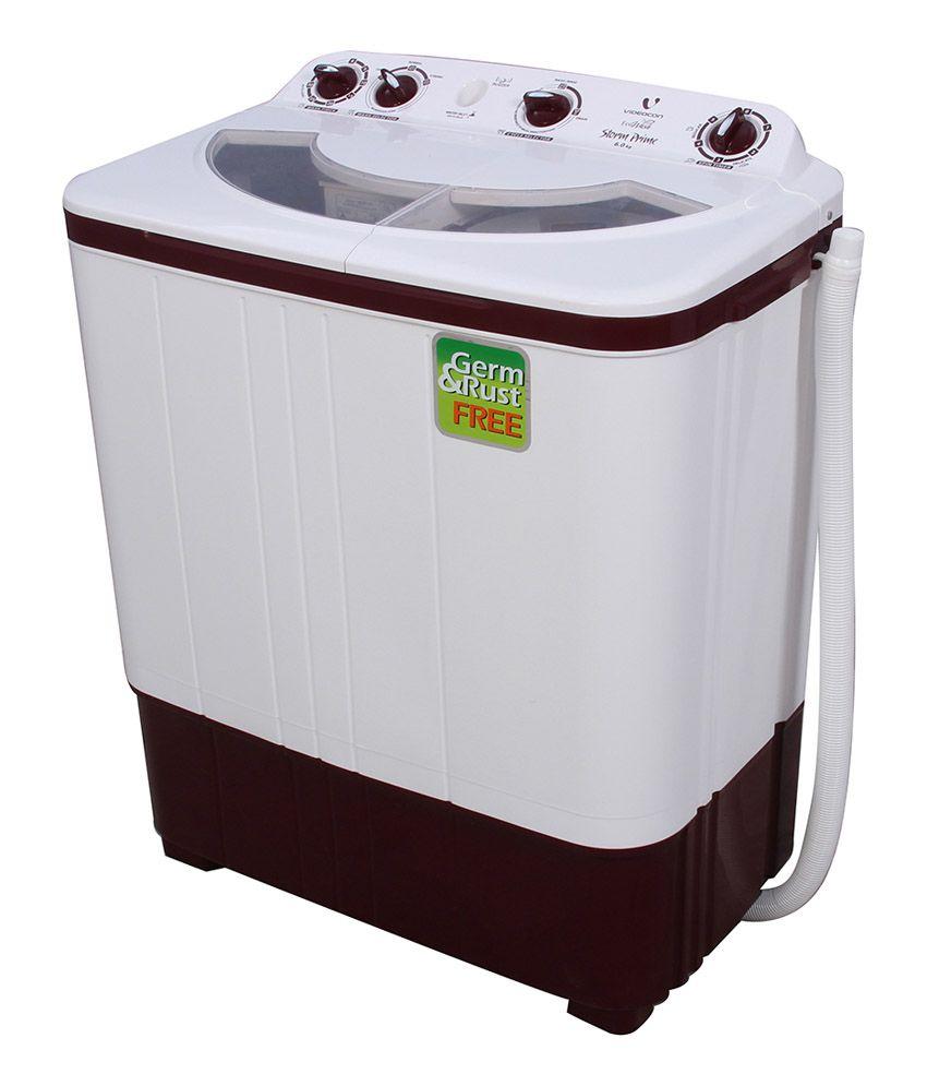 medium resolution of videocon 6 kg vs60a12 semi automatic top load washing machine white kitchen wiring diagram fan wiring