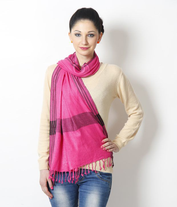 Aaanimation Beautiful Viscose Stole Buy Online At Low