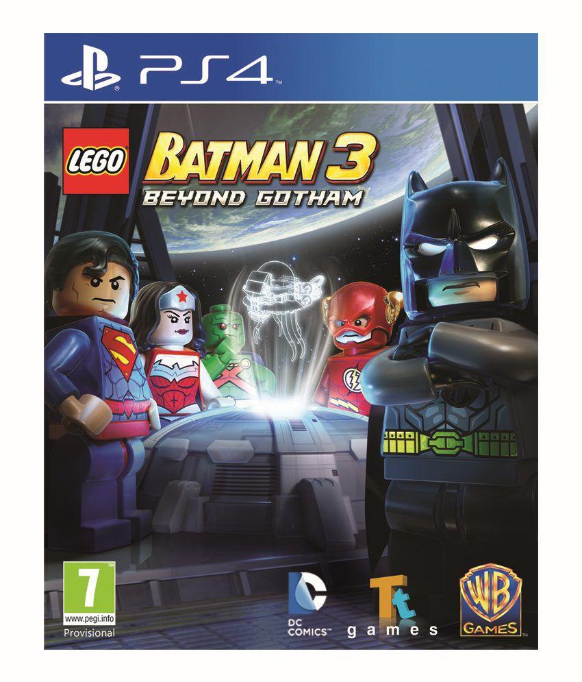 Buy Lego Batman 3 Beyond Gotham PS4 Online At Best Price