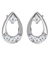Jacknjewel Trinket Stud 0.15 Carat Diamond Platinum Stud ...