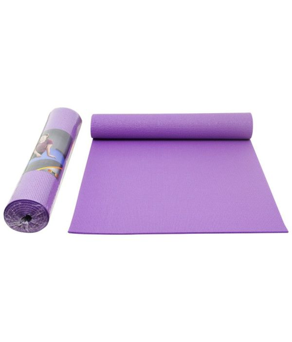 Burn Purple Yoga Mat Online Snapdeal