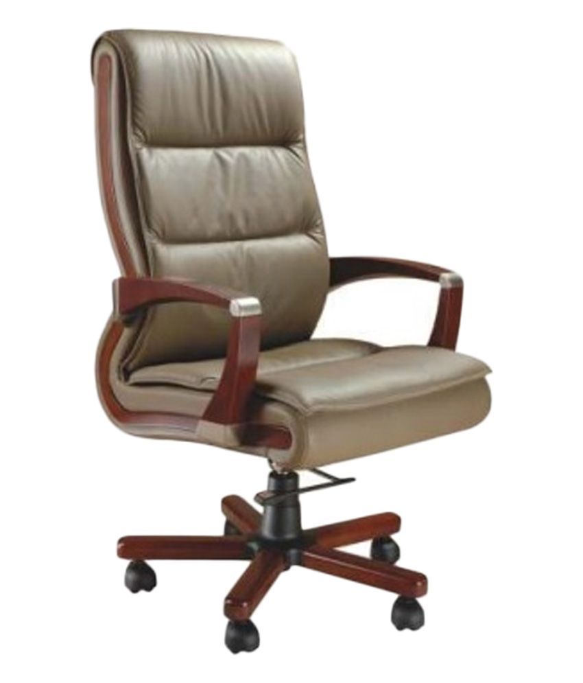 geeken revolving chair mamas and papas high brown traditional solid wood office chairs buy we