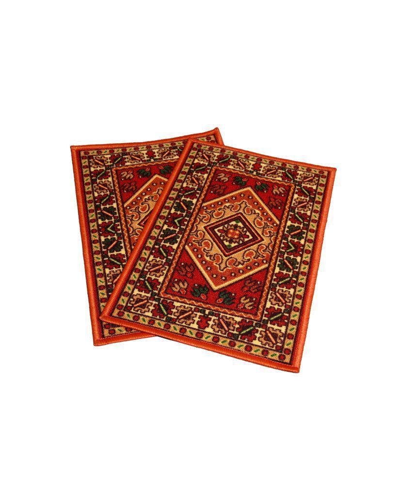 ritika carpet mat buy1get1 Door Mat