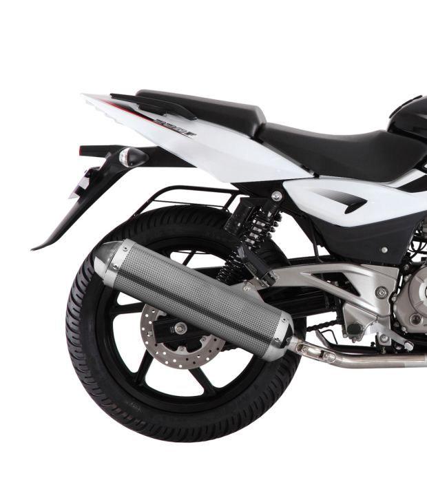 Sdwav Carbon Design Bike Performance Exhaust Bajaj Pulsar 220 Dts I