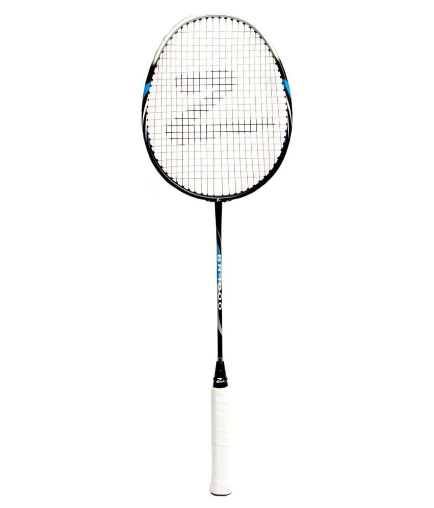 Zillion Br-1000 Graphite Shaft HQ Badminton Racket