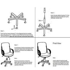 Revolving Chair Mechanism 3 Row Suv Captain Chairs 2017 Ronan High Back Office With Adjustable Headrest Armrest