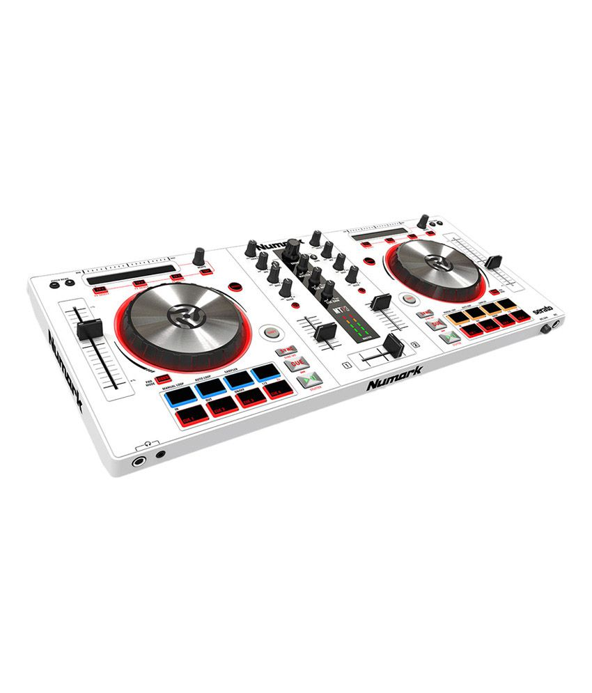 Buy Numark Mixtrack Pro 3 All in 1 Controller for Serato