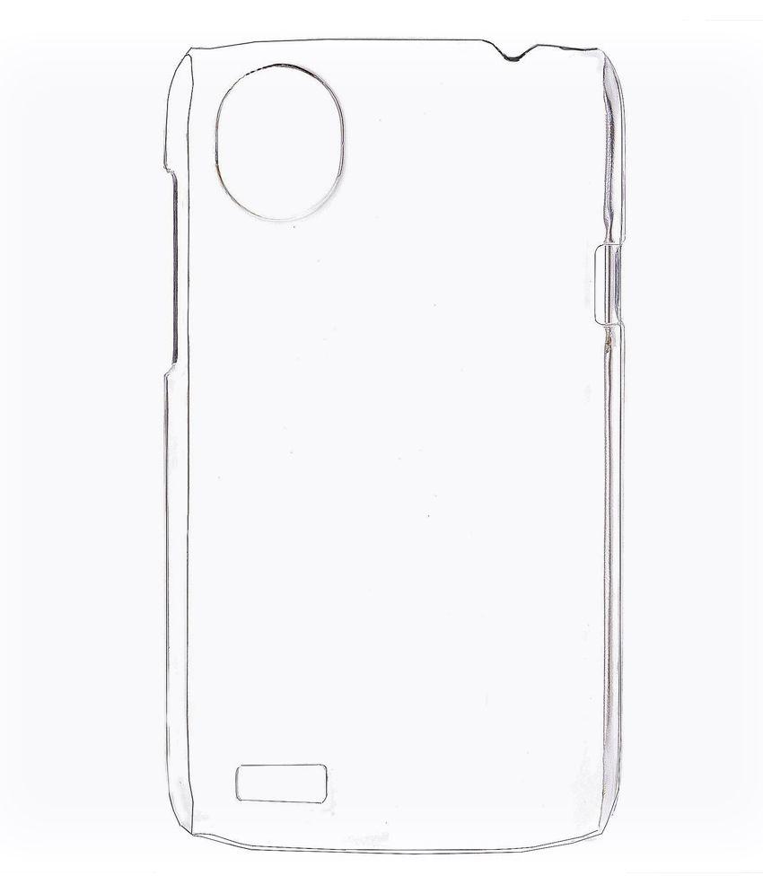 2010kharido Plain Back Cover For HTC Desire X