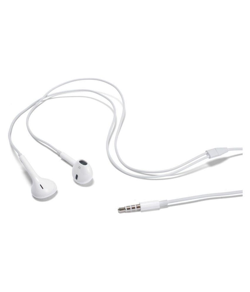hight resolution of sash in ear wired earphones with mic white buy sash in ear wired earphones with mic white online at best prices in india on snapdeal