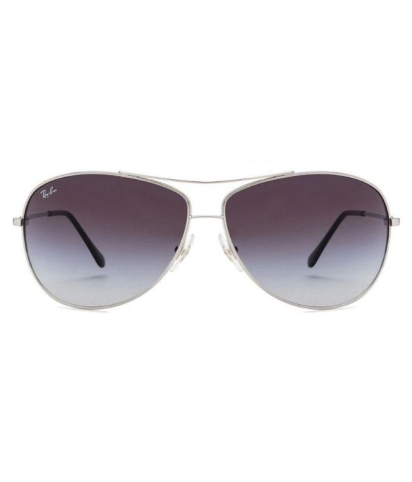 Ray-ban Grey Aviator Sunglasses Rb3293 003 8g 67-13