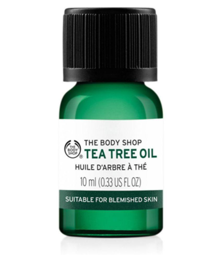 The Body Shop Tea Tree Oil Essential Oil 10 ml: Buy The Body Shop Tea Tree Oil Essential Oil 10 ml at Best Prices in India - Snapdeal