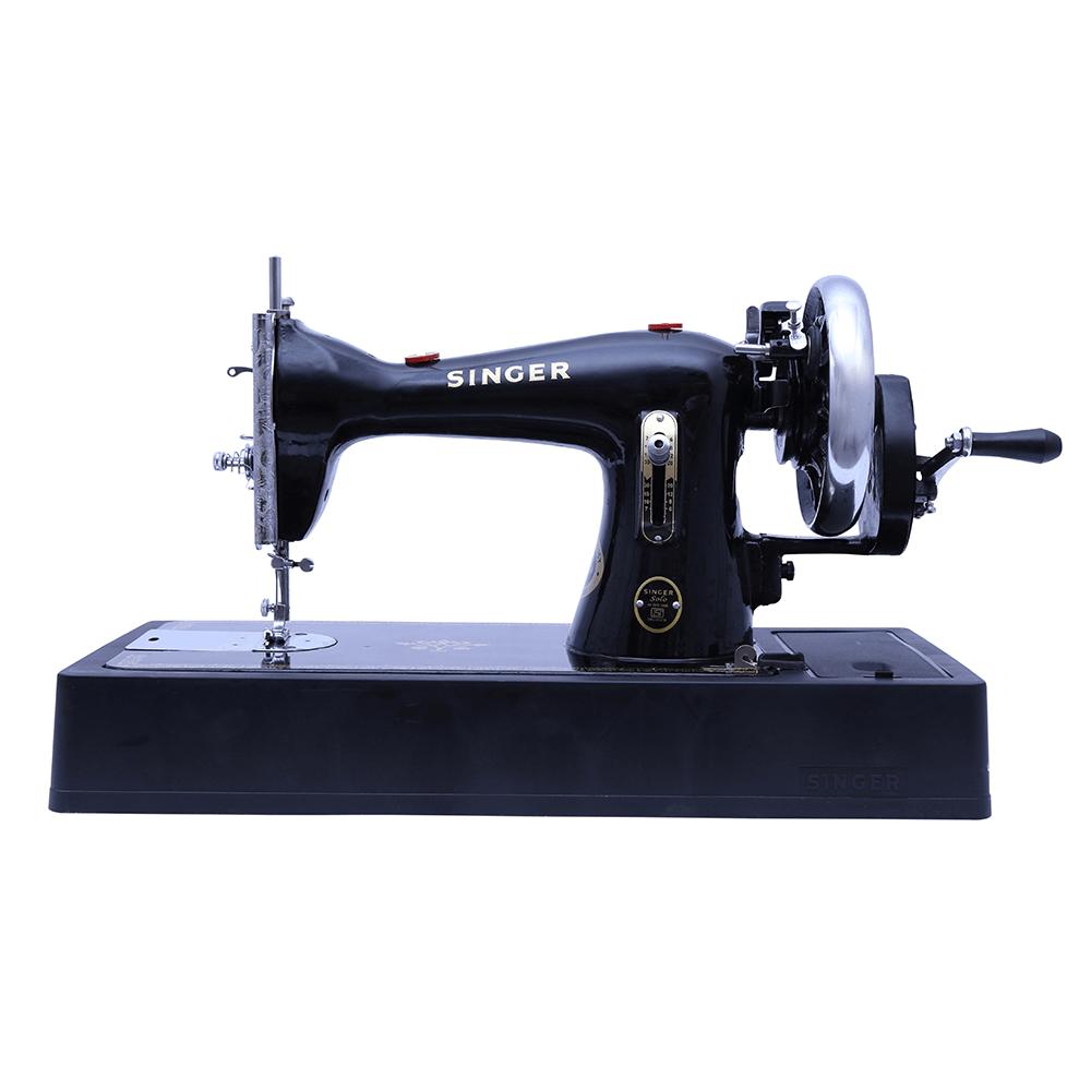 Singer Solo Sewing Machine Black Manual Sewing Machine