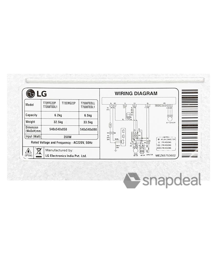medium resolution of  lg 6 2 kg t72cmg22p sdl389950799 6 6967d 28 wiring diagram of fully automatic washing wiring diagram of semi automatic washing machine diagram