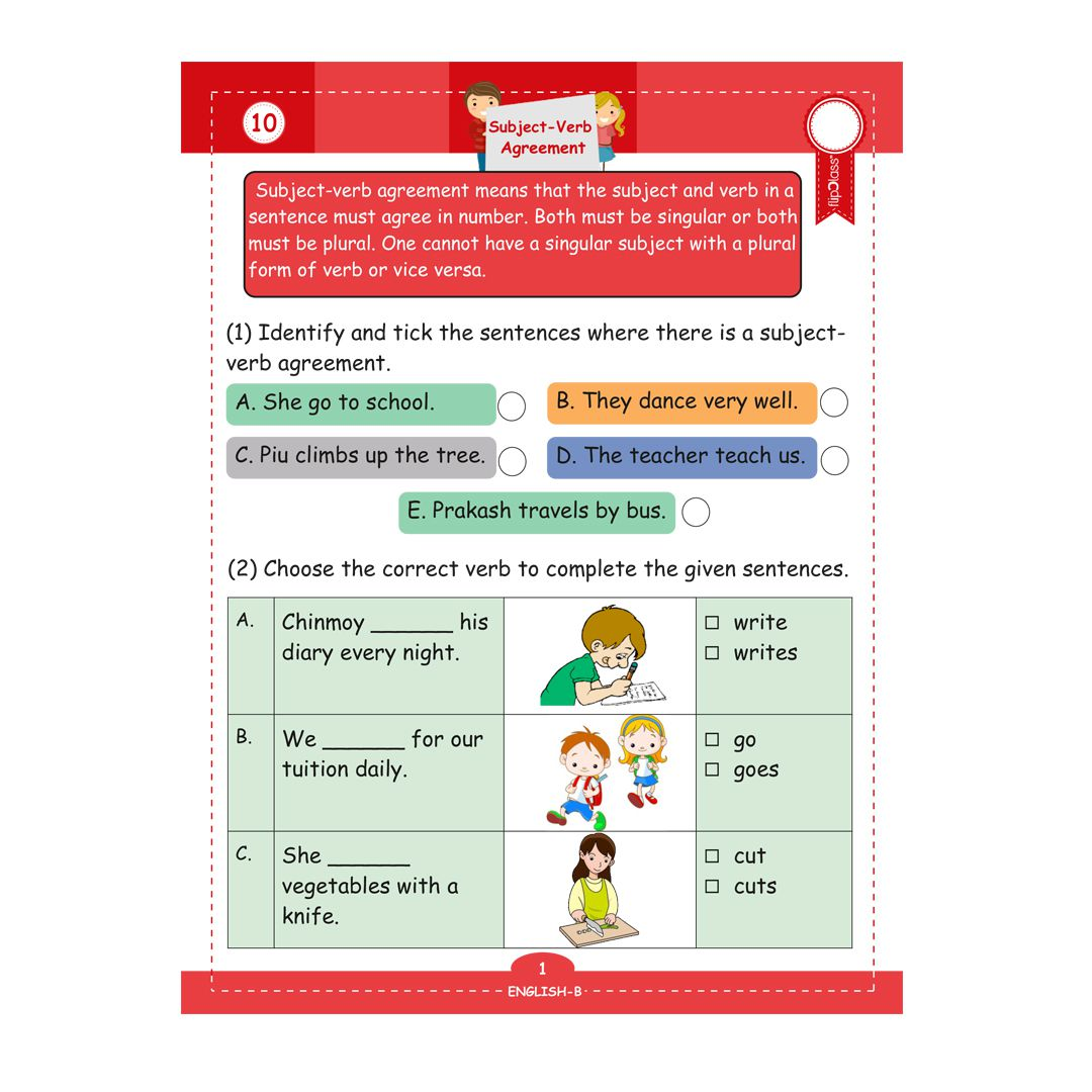 Genius Kids Worksheets Bundle For Class 2 Grade 2
