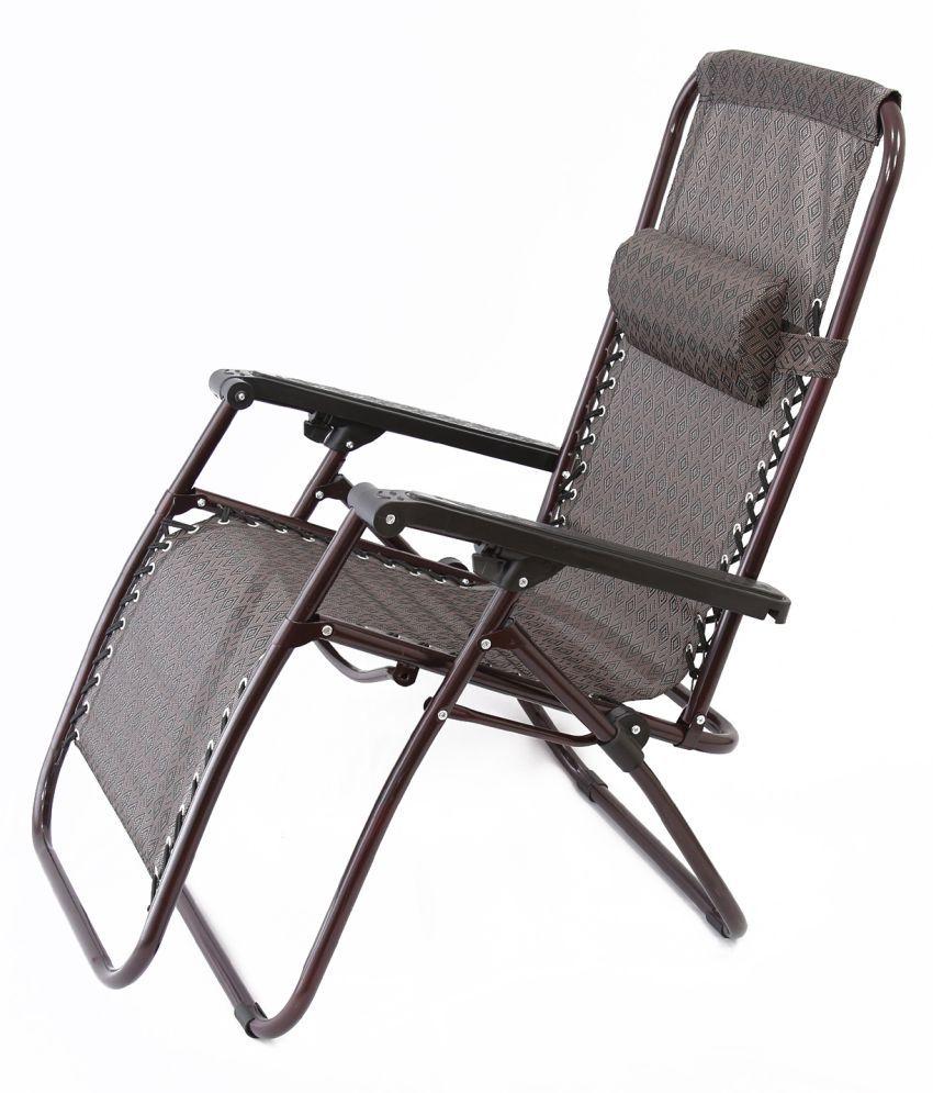 zero g garden chair wayfair kitchen chairs with arms kumaka folding gravity lounge reclining adjustable headrest for patio beach camping