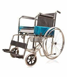 wheel chair prices cloud bean bag chairs buy online at best in india on 2 added sr biotech imported commode