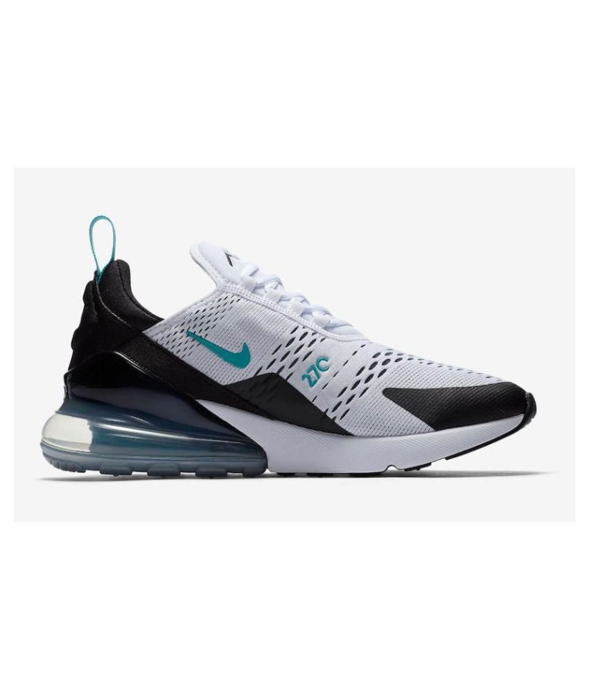 Nike Air Max 270 White Running Shoes