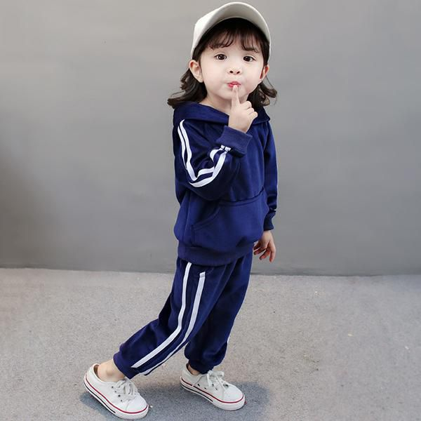 stylish kids sport suits girls clothes