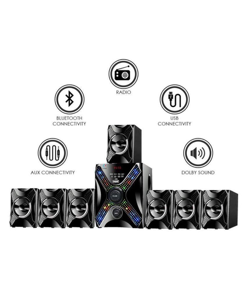 Buy I Kall IK5555 BT 7.1 Bluetooth Home Theatre System
