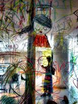 Digital dreamlike surrealist photography