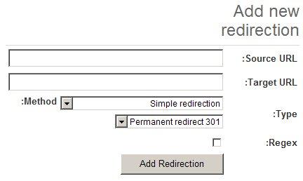 Redirect plugin