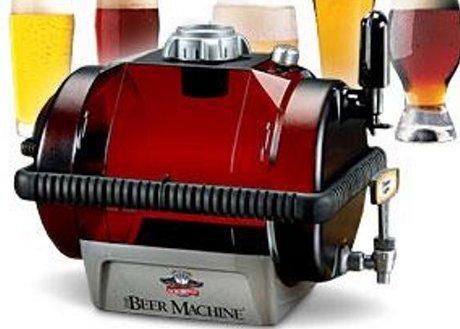 מכונת בירה ביתית