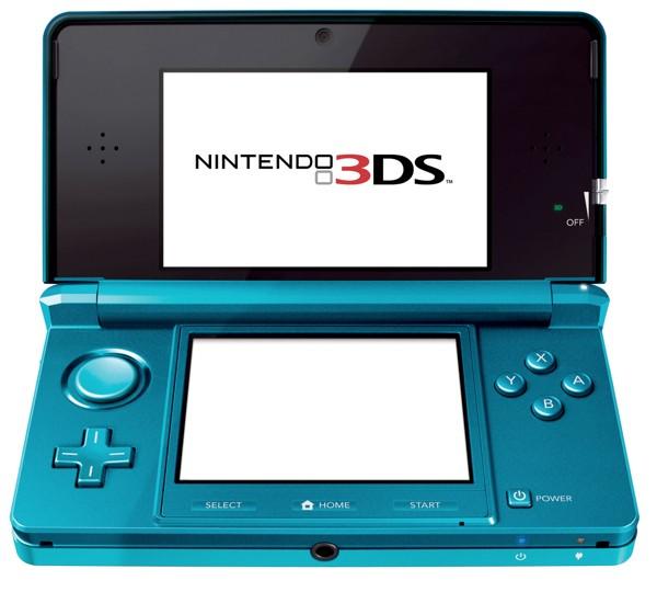 Lista dei Giochi in Arrivo per 3DS
