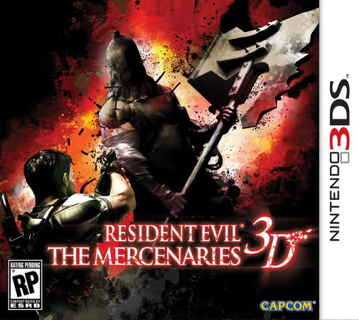 Salvataggi Bloccati in Resident Evil: The Mercenaries 3D