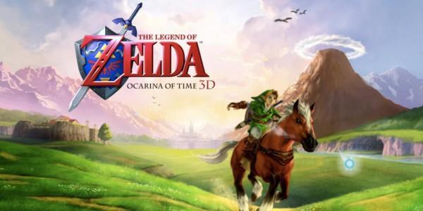Ottime Vendite per The Legend of Zelda: Ocarina of Time 3D