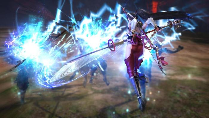 Warriors Orochi 3 Hyper Al Lancio Giapponese della Wii U