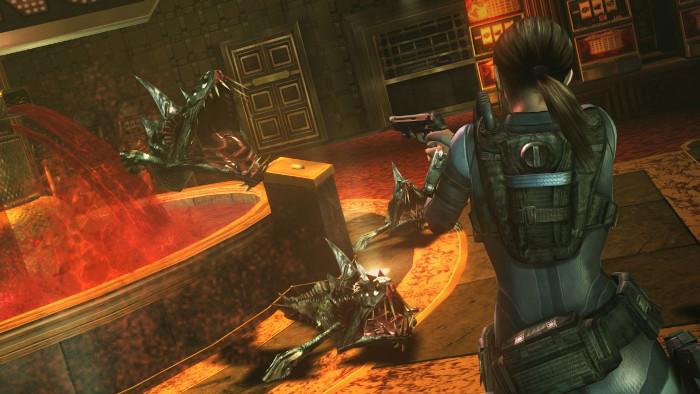 Niente WiiMote e Nunchuck in Resident Evil: Revelations per Wii U