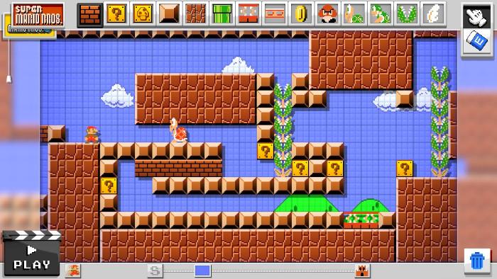 Mario Maker Esiste Davvero