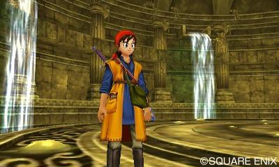 Alcune Immagini sulle Novità di Dragon Quest VIII per 3DS