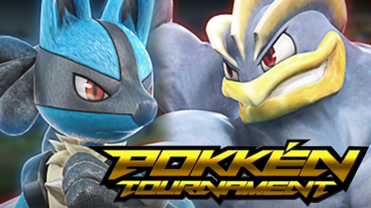 Nuovo Trailer di Pokkén Tournament
