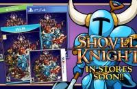 Versione Retail di Shovel Knight