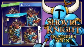 Versione Retail di Shovel Knight