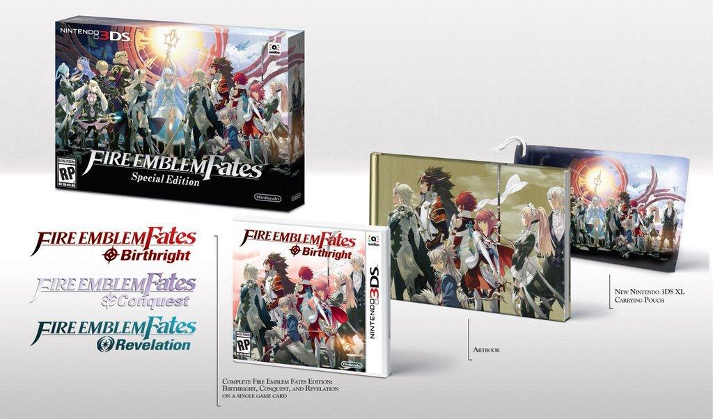Come Acquistare le Varie Versioni di Fire Emblem: Fates