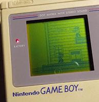 Gunman Clive GameBoy Edition