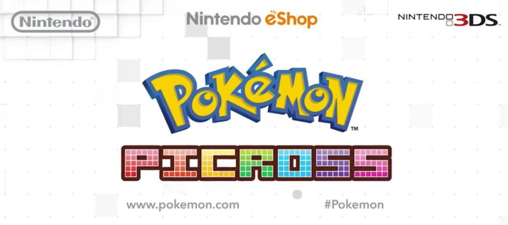 Pokémon Picross: Un Nuovo Gioco Gratuito su 3DS