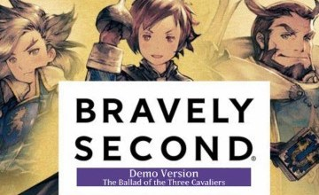 Trailer Mostra Cosa Fare nella Demo di Bravely Second