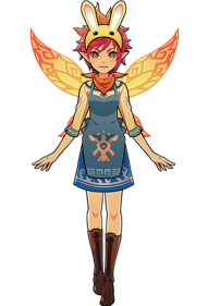 my Fairy System in Hyrule Warriors 5