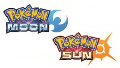 Pokémon Moon e Pokémon Sun