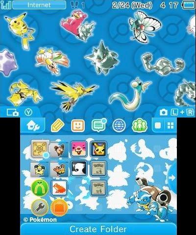 Tema di Pokémon Blu, Rosso e Giallo