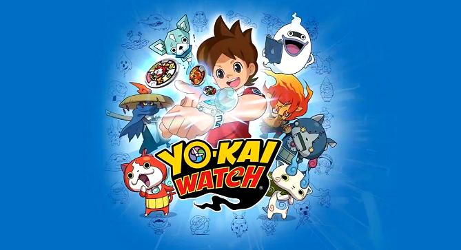 Yo-Kai Watch Arriva in Europa