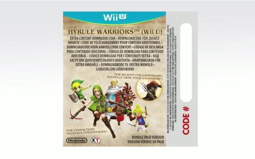 codici per sbloccare personaggi in Hyrule Warriors