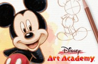 lungo video di disney art academy