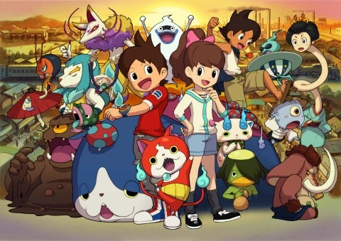 Yo-kai Watch 2 Arriva in America