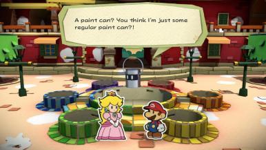 Data di Paper Mario Color Splash 4