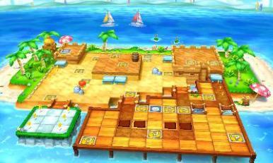 Presentazione di Mario Party Star Rush all'E3 2